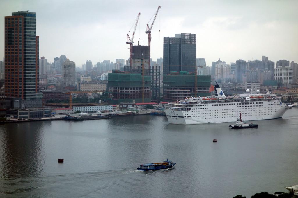 海南航空グループが持つ中国のクルーズ船「海娜号(HENNA)」