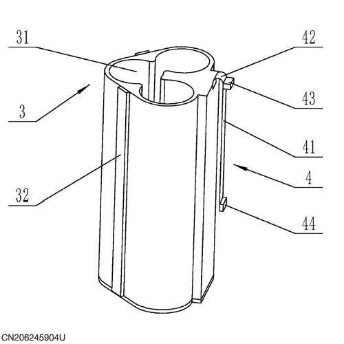 つまり3本の電池を入れましょうということである。