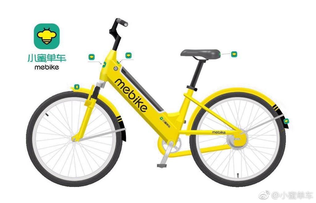 mebikeの電動自転車のデザイン案