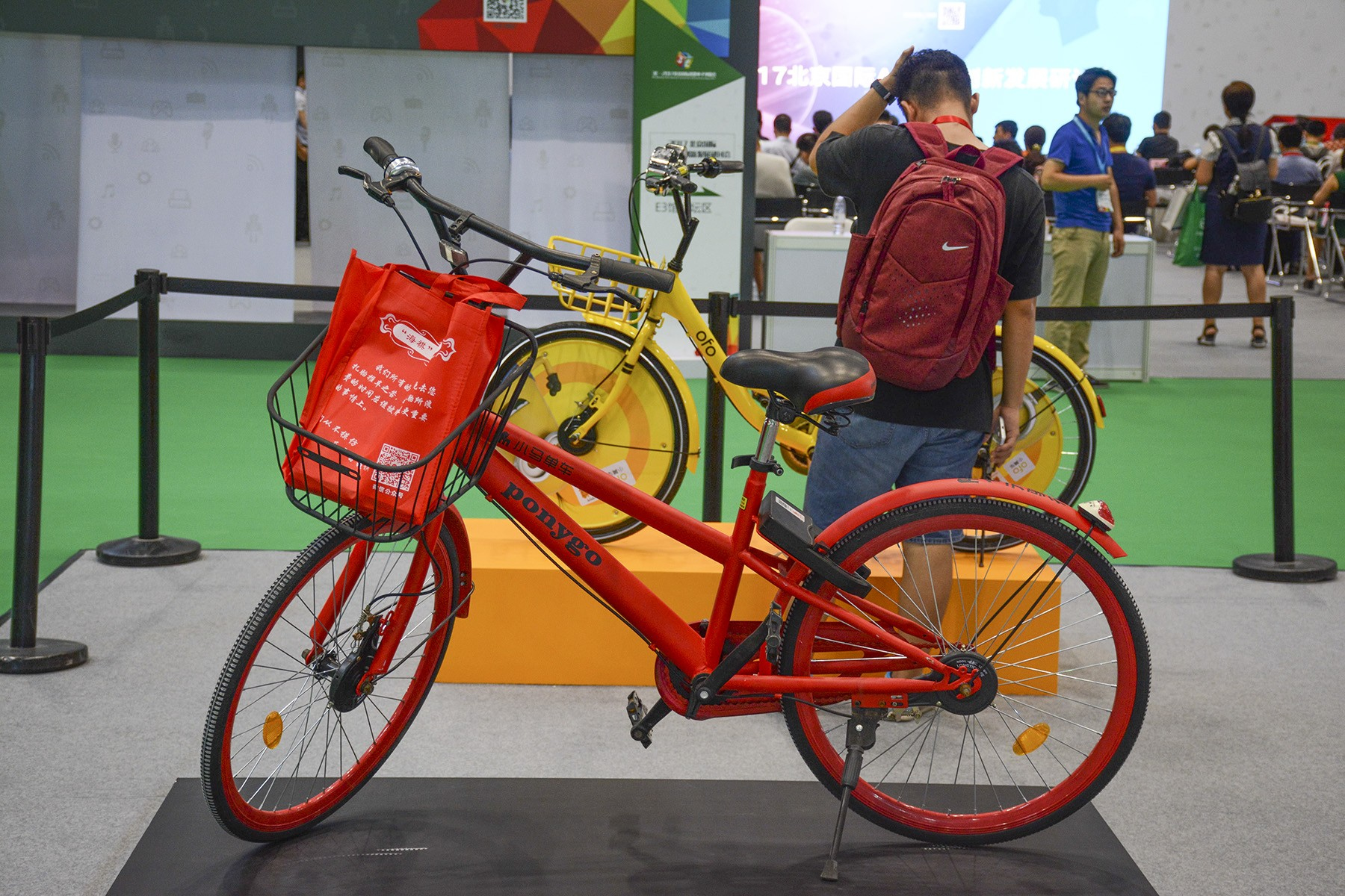 自転車版ponygo (Source: PCPOP)