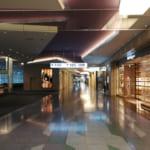 朝5時台の羽田空港国際線ターミナル